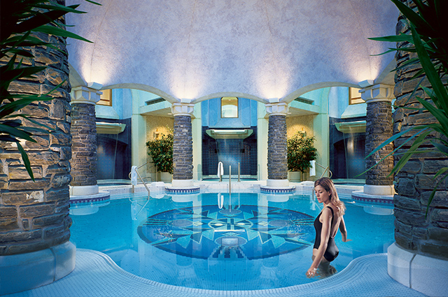 Fairmont open golf spa couples getaway canadian for Spa vacation packages for couples