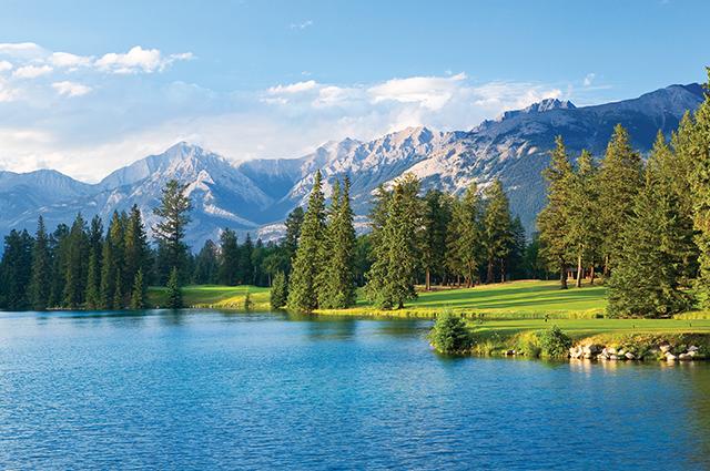 Fairmont Classic Canadian Rockies Golf L Golf In Banff