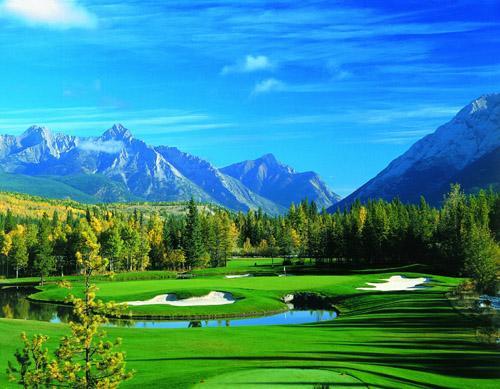 Canadian Rockies Golf Kananaskis Country Canadian Rockies Golf L Golf In Banff Jasper